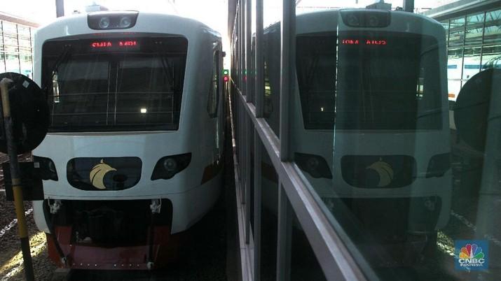 Rincian Tarif Baru KA Bandara Soekarno-Hatta