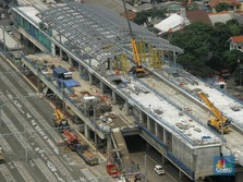 Pinjaman Rp 25 T Cair, MRT Fase II Groundbreaking Desember