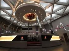 Investor Domestik 'Ambil Alih' Perdagangan, IHSG Naik 0,37%