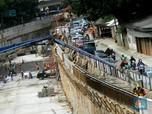 Tiga Proyek Underpass DKI Diprediksi Rampung April 2018