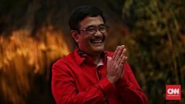 PDIP Tugaskan Djarot ke Jawa Timur Cari Pengganti Azwar Anas