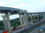 JK Sebut Proyek LRT Jabodetabek Mahal, Saham Adhi Karya Hijau