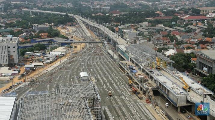 MRT Tunggu Penugasan Untuk Buat Rute Sampai Rawabuntu