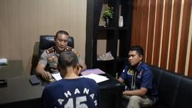 Polisi Amankan Tersangka Guru yang Cabuli Puluhan Murid
