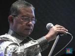 Rupiah Jeblok, Darmin: Tak Selalu Menaikkan Bunga Jadi Kunci