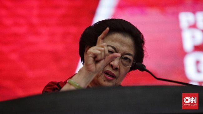 Megawati Minta Kader Hengkang Jika Incar Keuntungan Pribadi