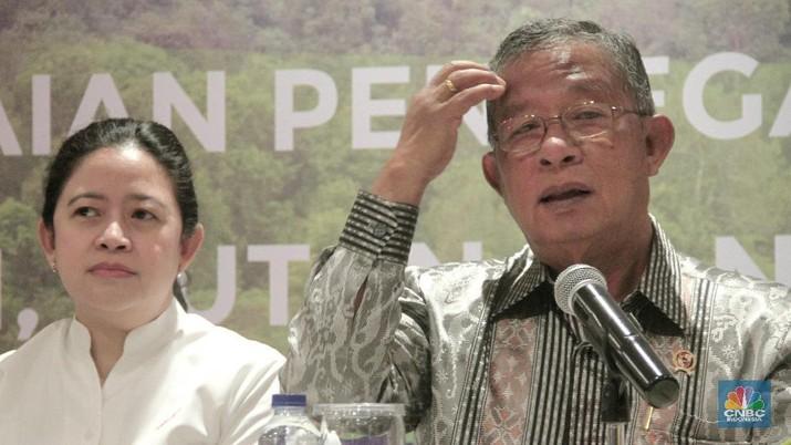 Menteri Koordinator Bidang Perekonomian Darmin Nasution pesimistis pertumbuhan ekonomi pada kuartal I-2018 tumbuh di atas 5%.