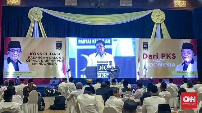Opsi Abstain PKS Diklaim Bukan Pernyataan Resmi Partai