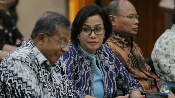 Pembentukan Badan Otonom Khusus yang menangani pajak langsung di bawah Presiden, diharapkan bisa efektif dalam menjaring penerimaan negara.