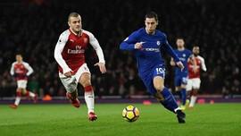 Klasemen Liga Primer Inggris Usai Arsenal Vs Chelsea Imbang
