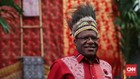 John Wempi-Habel Melkias Deklarasi Maju di Pilkada Papua