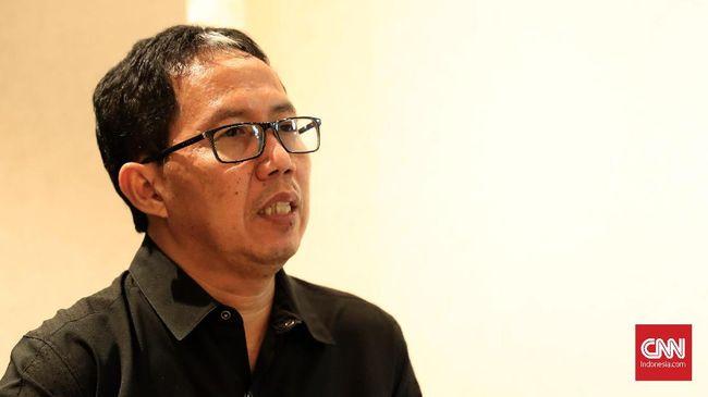 Joko Driyono Tersangka Kasus Perusakan Barang Bukti