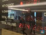 Investor Jaga Jarak dari Bursa, IHSG Anjlok 1% di Sesi Satu