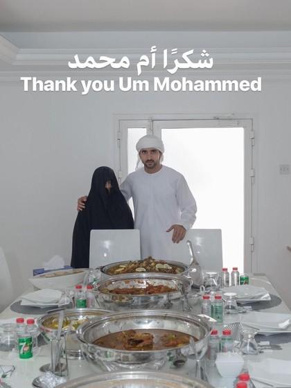 Iseng Kirim DM di Medsos, Rumah Hijabers Ini Didatangi Pangeran Tampan Dubai