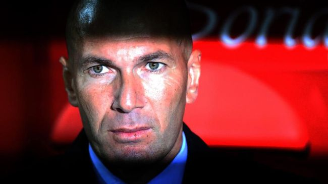 Pemecatan Zidane dari Madrid Dianggap Tak Masuk Akal