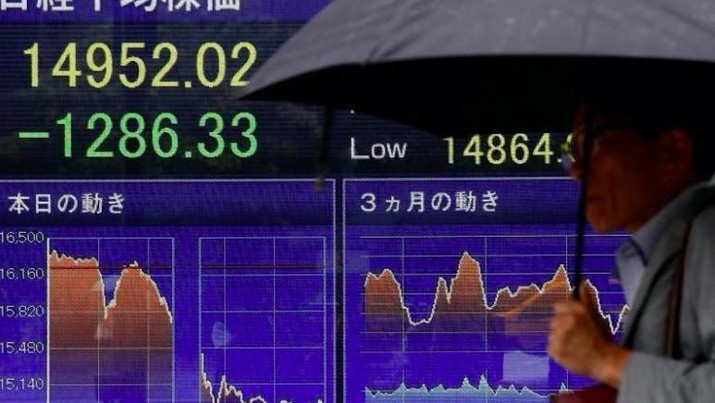 China Pegang Rp 16 Kuadriliun Obligasi Negara AS