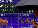 Bursa Saham Hong Kong Akhiri Sesi I dengan Penguatan