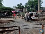 Sepi Investor, Target Pembangunan Rel Kereta Jokowi Meleset