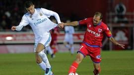 Milan Resmi Dapatkan Bek Madrid