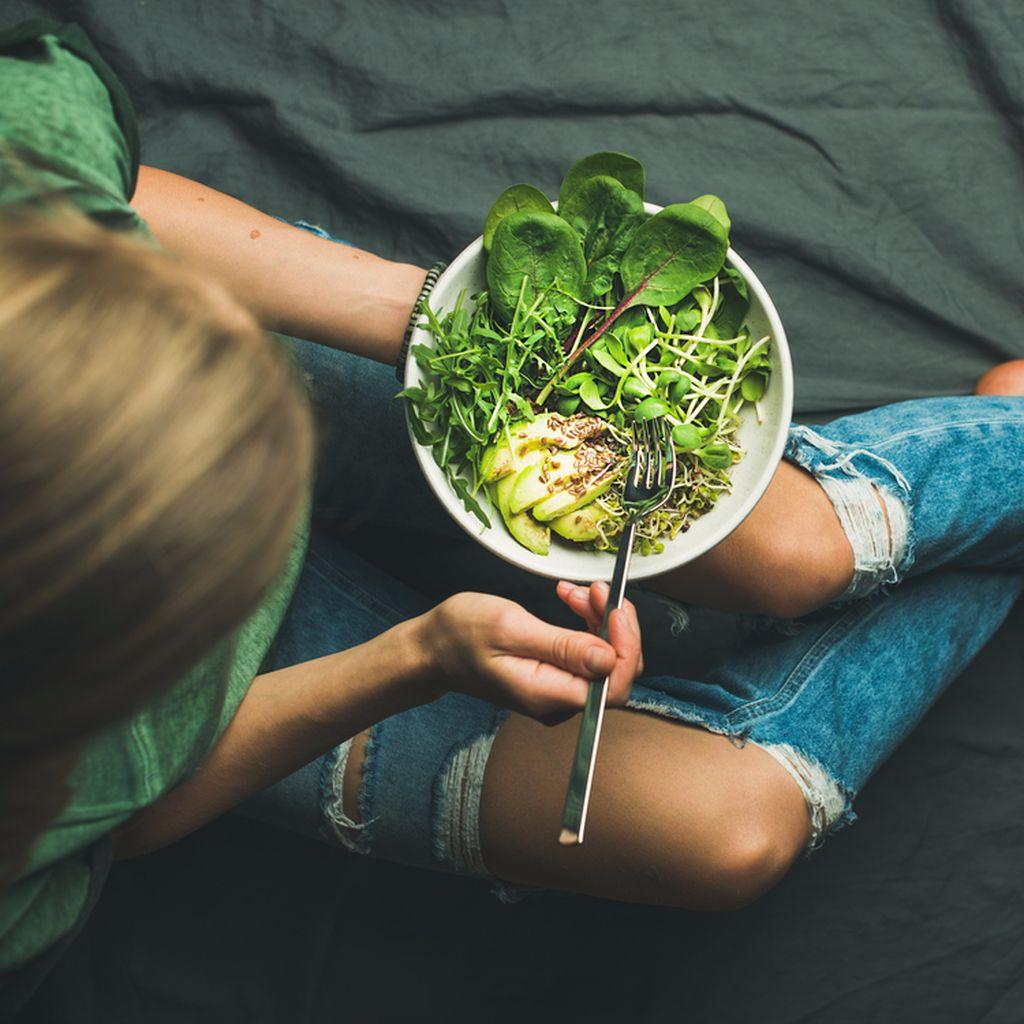 Diet dengan Kurangi Porsi Makan Dianggap Tidak Efektif
