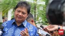 Airlangga Jamin Omnibus Law Ciptaker Tak Langgar Konstitusi