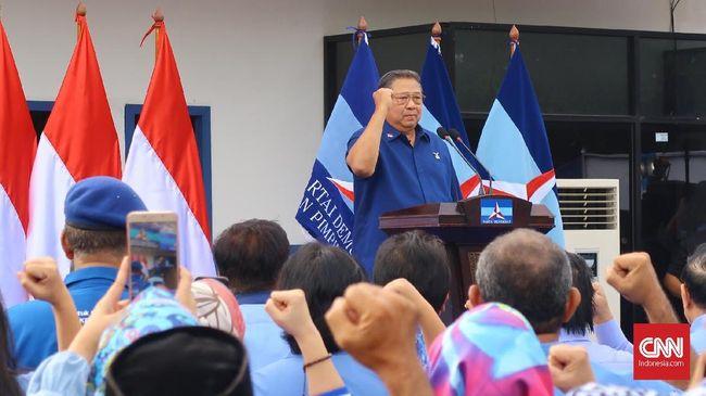 'Duet Maut' Mega dan SBY di Pilkada Kalbar dan Jateng