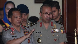 Tito Tegaskan Istilah Muslim Cyber Army Bukan Buatan Polisi
