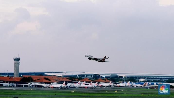 Waspada Corona, Garuda Tegaskan Tak Ada Penerbangan ke Wuhan