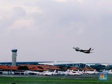 Pesawat Tergelincir di Wamena, Mesin Terlepas