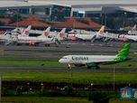Garuda Caplok Sriwijaya, Win-win Solution Industri Aviasi RI?