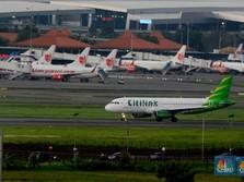Batas Atas Turun, Harga Tiket Pesawat Turun Sebelum Lebaran?
