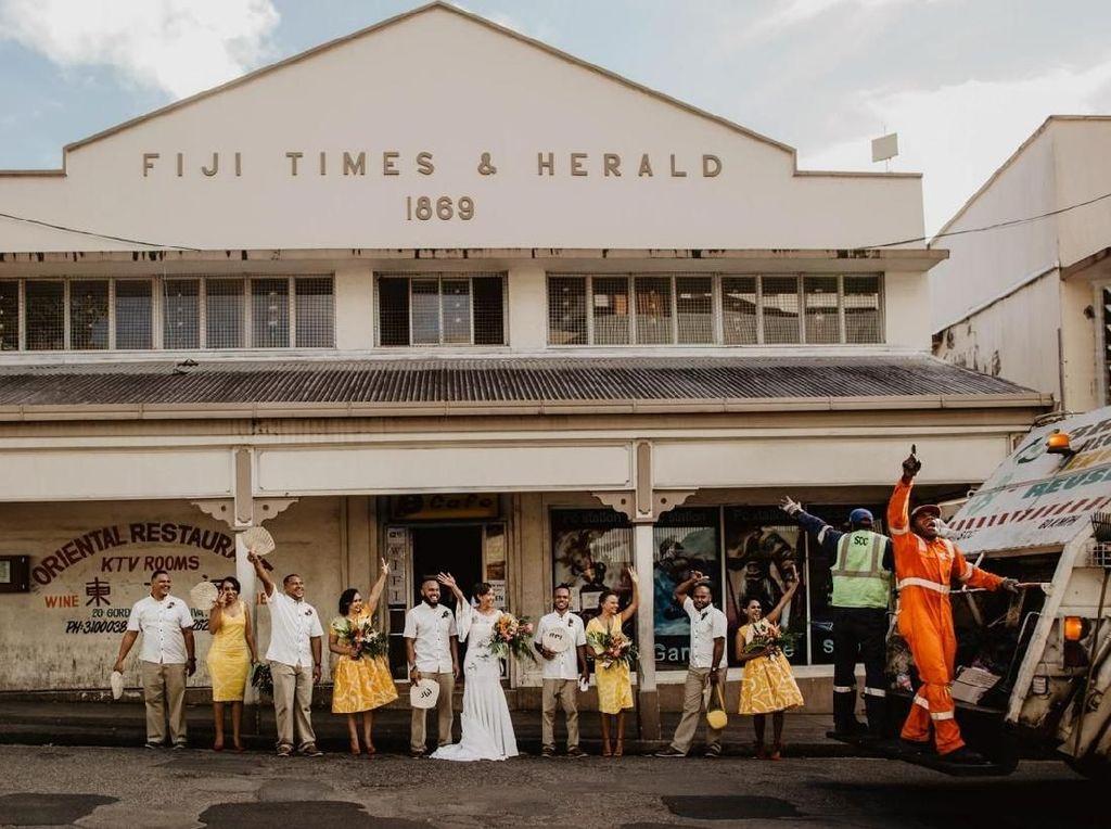Inilah 20 Foto Pernikahan Terbaik di Dunia, Fotografer Indonesia Juga Masuk