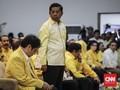 Idrus Dilantik Jadi Menteri, Airlangga Masih di Kabinet