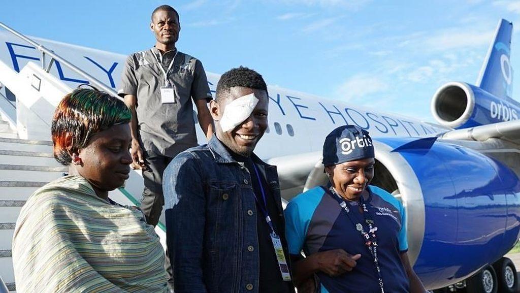 Foto: Mengintip Jeroan RS Mata Terbang Satu-satunya di Dunia