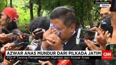 PDI-P Terima Pengembalian Mandat dari Azwar Anas