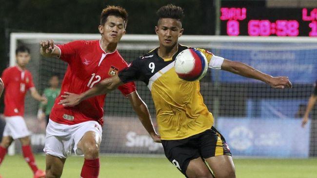 Winger Timnas Brunei Lebih Kaya dari Ronaldo dan Messi