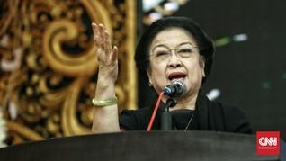 Cerita Megawati Tangani Bencana saat Jadi Wapres