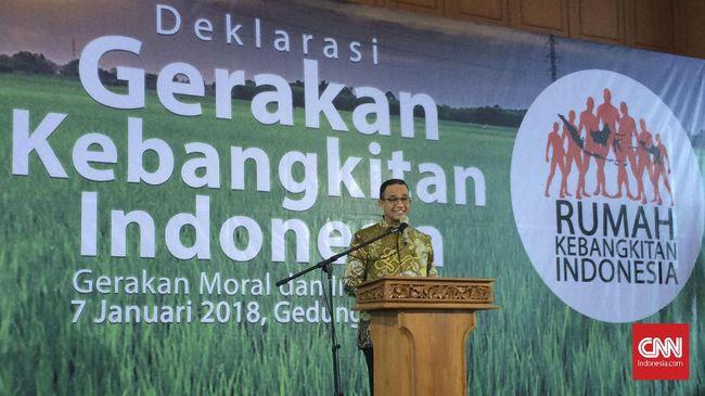 Anies: Ada Wilayah di Jakarta Pendidikannya Kalah dari Papua