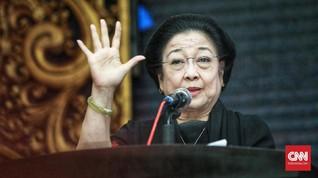 Megawati Singgung Politik 1000 Wajah dan SARA Peluru Hoax