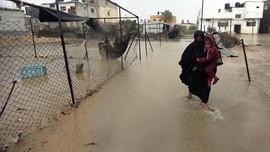 AS Tangguhkan 50 Persen Bantuan bagi Pengungsi Palestina