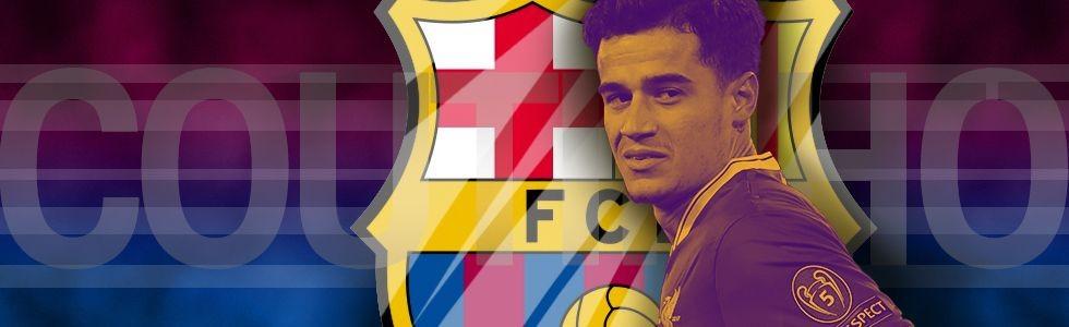 Coutinho Milik Barcelona