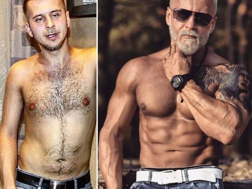 Bergaya Seperti Kakek-kakek, Pria 36 Tahun Ini Malah Dielu-elukan Netizen