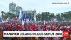 Deklarasi Calon Gubernur dan Wakil Gubernur Sumatera Utara