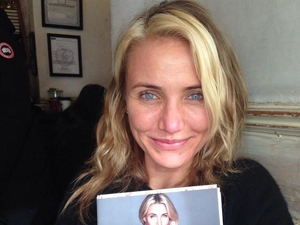 15 Artis Pamer Foto Tanpa Makeup di Instagram, Siapa yang Cantik Alami?
