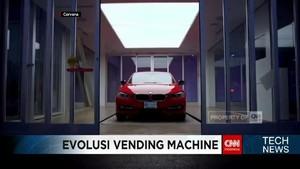 VIDEO: Kini Jualan Mobil Bisa di Vending Machine