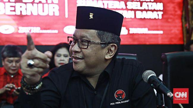 Hasto: Kiai Ingin PDIP dan PKB Tetap Koalisi di Pilkada Jatim