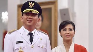 Hakim Putuskan Gugatan Cerai Ahok 4 April