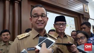 Anies Surati Menteri ATR Minta Cabut HGB Pulau Reklamasi