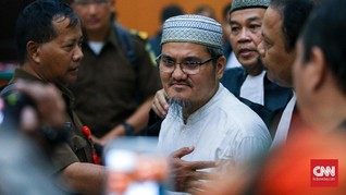 Jonru Ginting Jalani Sidang Perdana Kasus Ujaran Kebencian