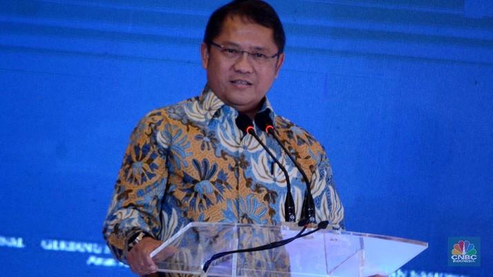 Rencananya, besok pemerintah akan meluncurkan Palapa Ring di Istana Negara, Jakarta.
